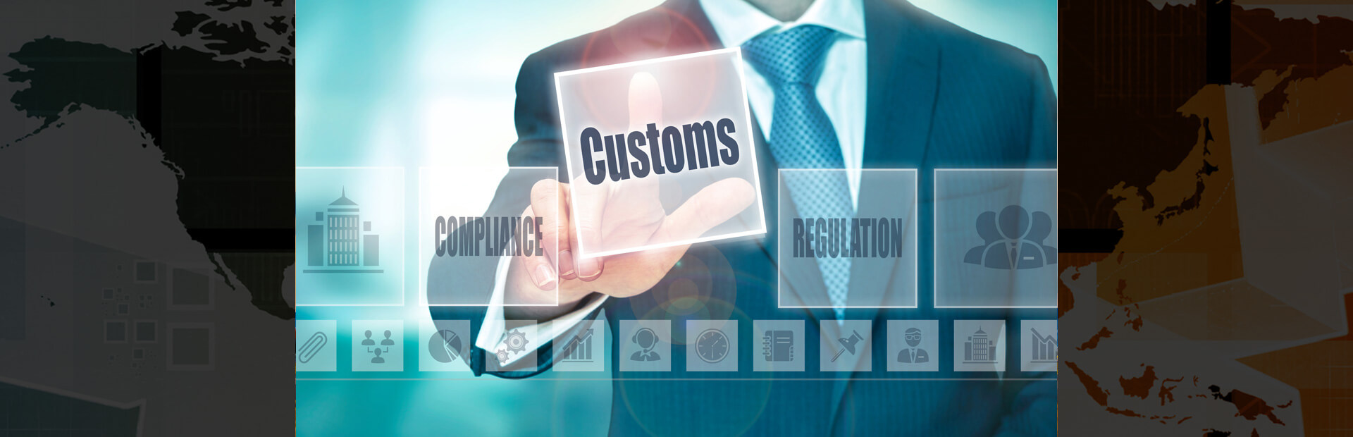 CWG Customs Broker - laws and compliance